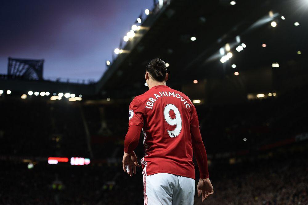Ibrahimovic lässt Zukunft bei Manchester United offen