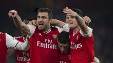 Mikel Arteta earns first home win as Arsenal ease past lacklustre Manchester United