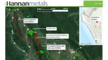 Hannan Doubles Land Position at the San Martin Copper Project in Peru