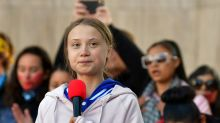 Nobel snub no obstacle in Greta Thunberg's climate quest