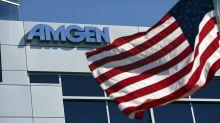 Amgen shares fall after lung cancer drug misses forecasts
