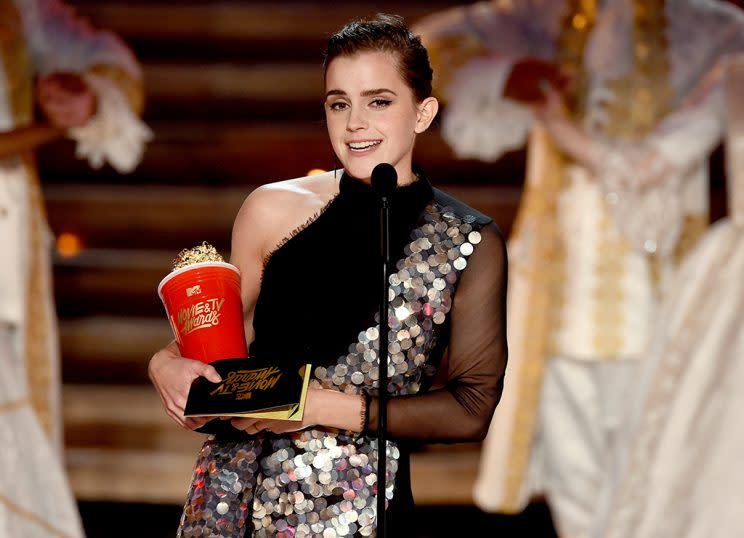 Emma Watson, MTV