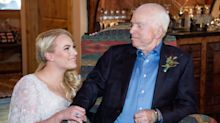 Meghan McCain Honors Late Father John Nearly 1 Month After His Death: 'I Love You'