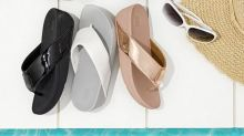 Podiatrists are head over heels for these comfy flip flops—and they're $20 off today only