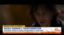 Nicole Kidman's incredible transformation