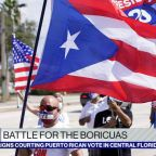Campaigns court Florida's Puerto Rican vote