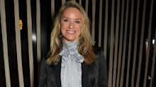 Tamzin Outhwaite says relationship with boyfriend 21 years her junior was 'meant to be a fling'