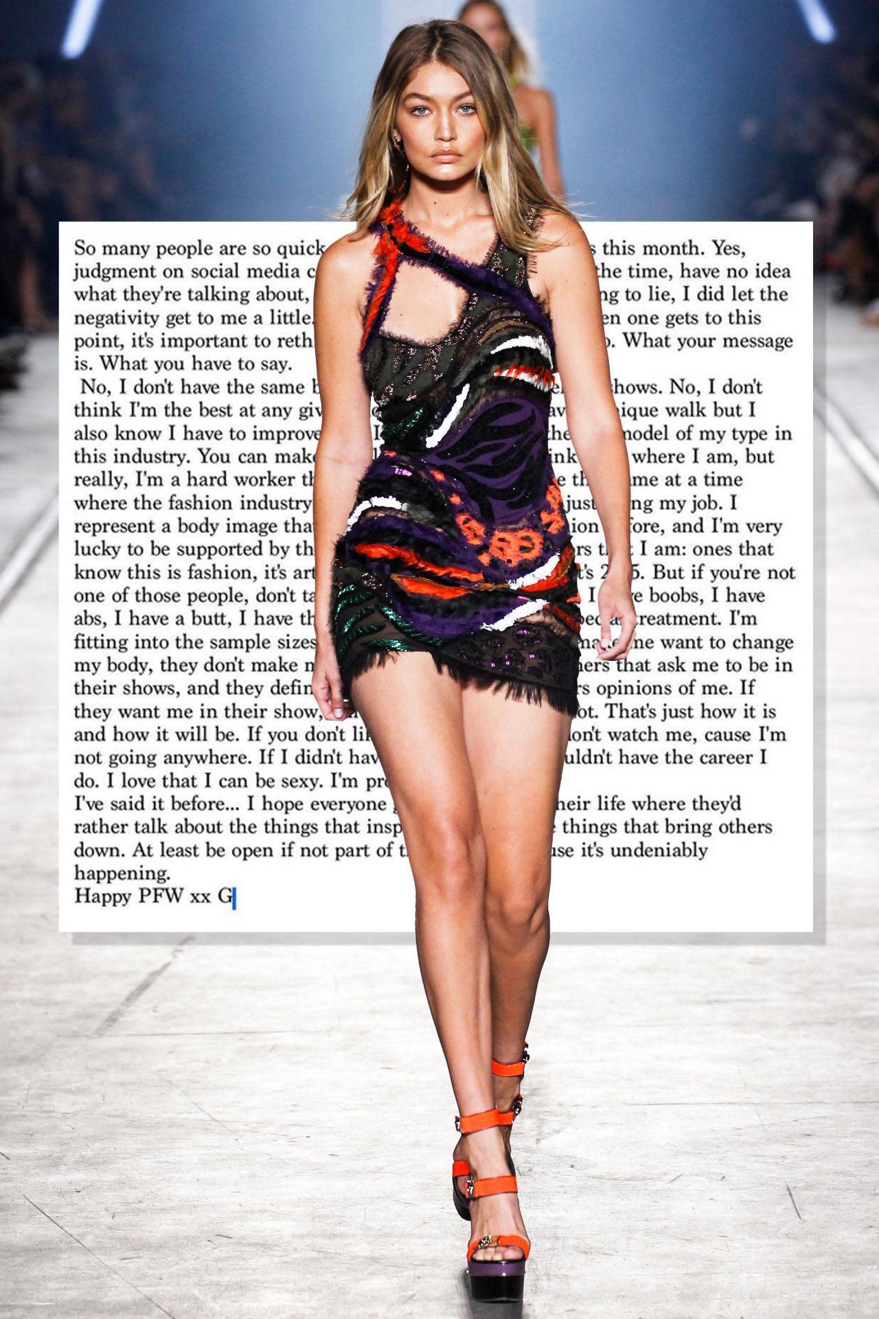 Major Fashion Weeks Around The World