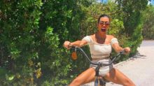 Kourtney Kardashian Has Best Vacay, Lives Dream