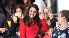 Kate Middleton repite un look de 2011, ¡y arrasa!
