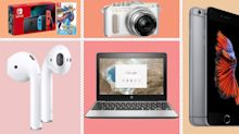 Black Friday tech deals 2019:  Best TV, laptop, camera and headphone discounts