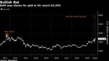 El oro subirá a US$3.000, 50% más que récord actual, dice BofA