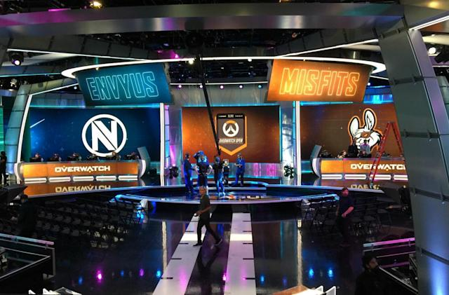 Overwatch League pro players will earn at least $50,000 a year