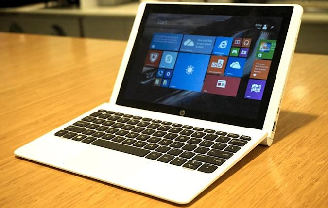HP unveils $300 Pavilion X2 hybrid and new Envy laptops
