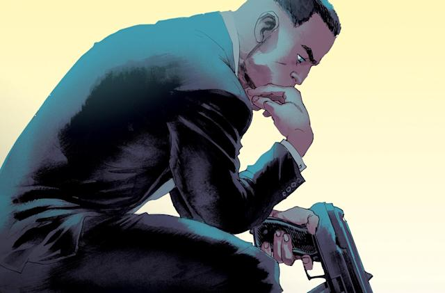 Netflix chooses Mark Millar's 'Prodigy' as its second comic book