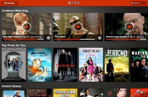Netflix reveals new user interface experience for Android tablets, iPad counterpart coming soon