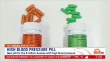 High blood pressure pill to be introduced