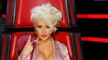 Christina Aguilera slams 'energy sucker' show 'The Voice,' says she felt 'suffocated'