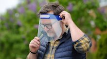 Plastic Face Shields Used Without Masks Do Not Stop the Spread of Coronavirus, Study Says