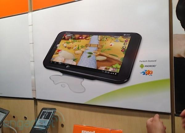 Pantech Element poster spied at AT&T store, launch coming next week for $300?