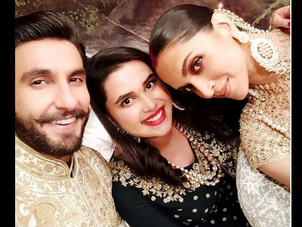 This Inside Pic Of Deepika Padukone & Ranveer Singh From ...