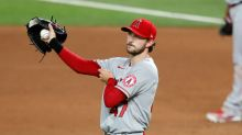 Angels pitcher Griffin Canning among Gold Glove finalists