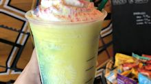 We Tried Starbucks's Tie-Dye Frappuccino So You Don't Have to - but You Should Anyways