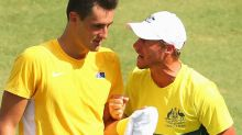 Tomic to take legal action against Hewitt