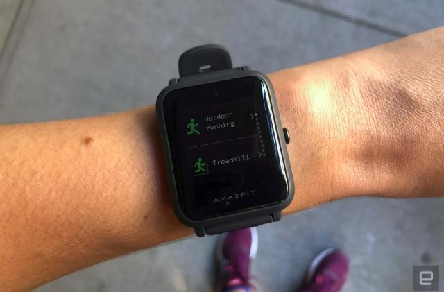 Amazfit Bip S review: How good can a $70 running watch be?
