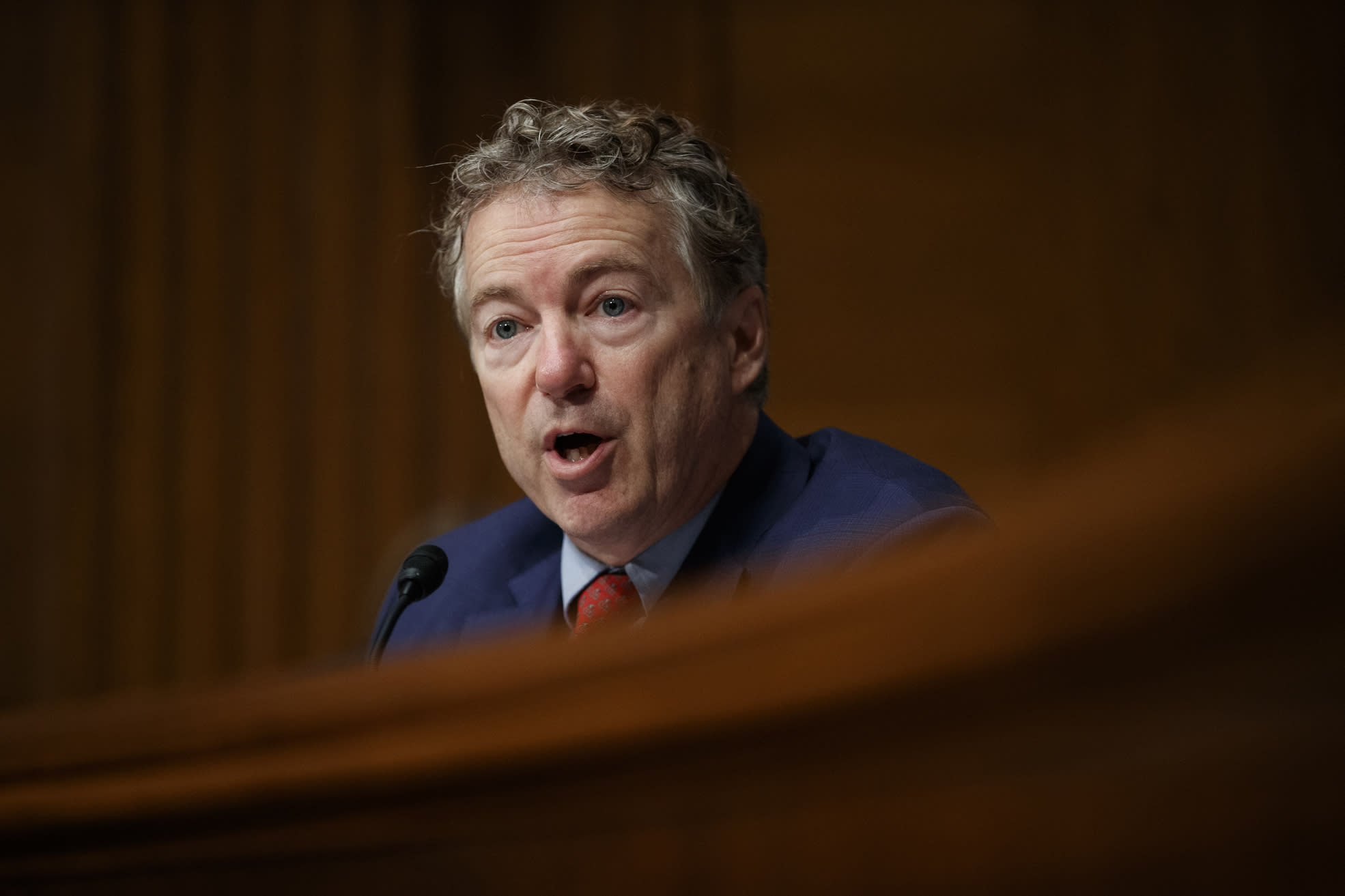 Rand Paul, Liz Cheney trade jabs over foreign policy views