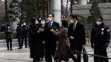Samsung vice chairman Jay Y. Lee sent back to prison in bribery case