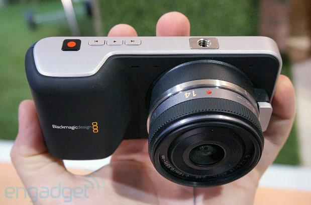Blackmagic announces Production Camera 4K, $995 Pocket Cinema Camera with MFT mount (hands-on)