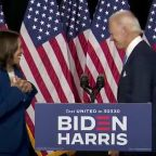 Biden and Harris raise $26 million after vice president announcement