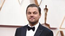DiCaprio lanza campaña de donación de alimentos por COVID-19