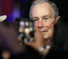 Former Bloomberg employee says he heard him ask a female co-worker if she was going to 'kill it' after announcing her pregnancy