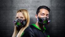 The Morning After: Razer's light-up smart face mask finally goes on sale