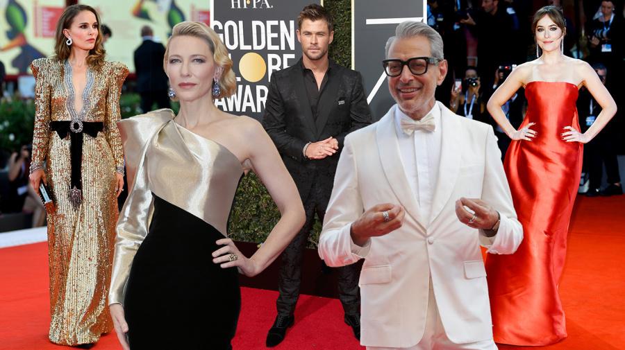 Best celebrity red carpet looks of 2018, from Lady Gaga to Dakota Johnson