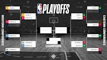 NBA playoff bracket 2020: Updated TV schedule, scores, results for Round 2 in the bubble