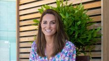 Kate Middleton wore a gorgeous pastel floral dress for one of her first outings in months — here's where to buy it