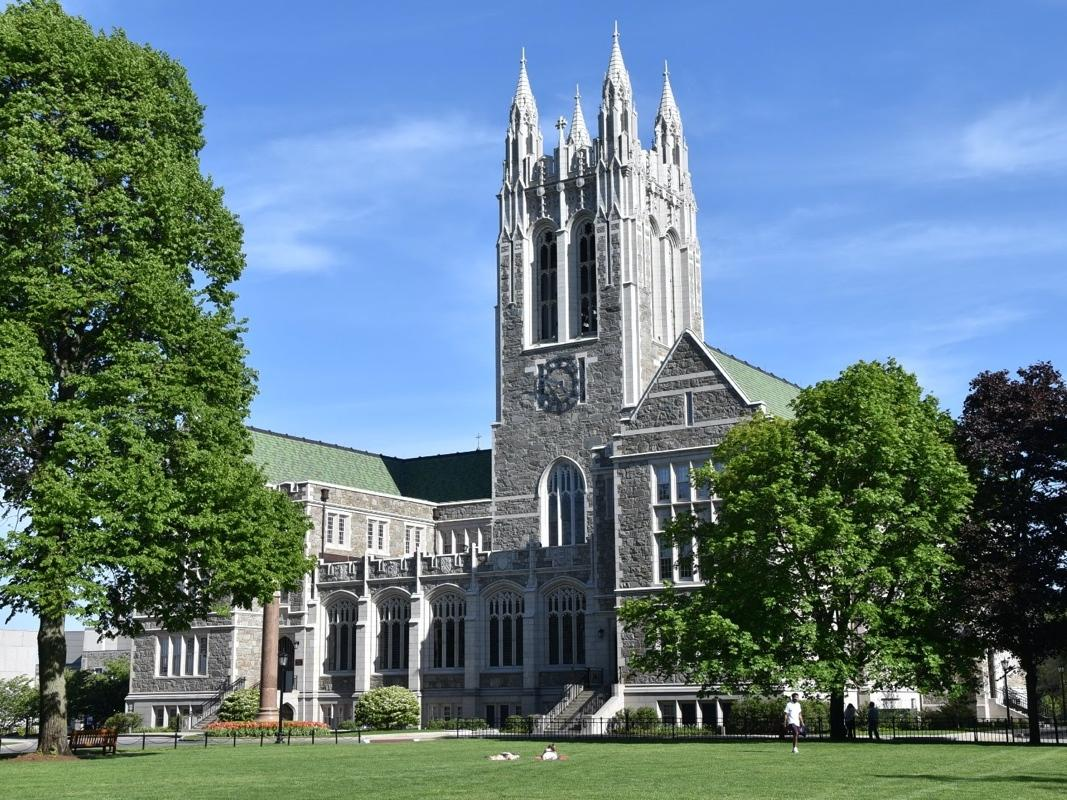Boston College has come under scrutiny about whether it can keep the surrounding communities safe from an outbreak.