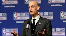Adam Silver respects peaceful protest, but won't say what NBA will do if players kneel for anthem