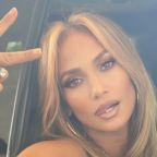 "J.Lo ""Likes"" Shady Instagram Post Seemingly About A-Rod Split"