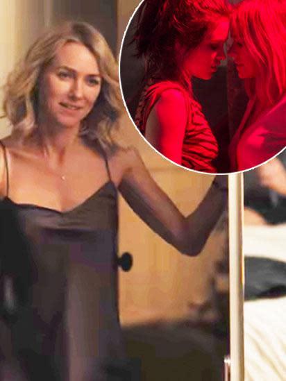 Lesbian naomi scene video watt