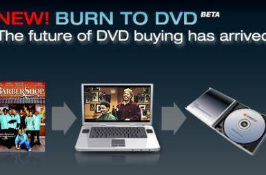 "CinemaNow launches ""Burn to DVD"" service for select films"