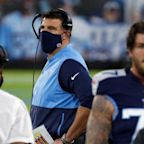 Mike Vrabel isn't admitting he took an intentional penalty