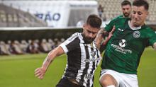 Em partida movimentada na Arena Castelão, Ceará e Goiás ficam no empate