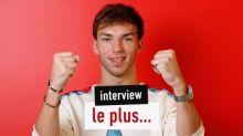 F1 - Interview : «Le plus rapide? Pierre Gasly!»
