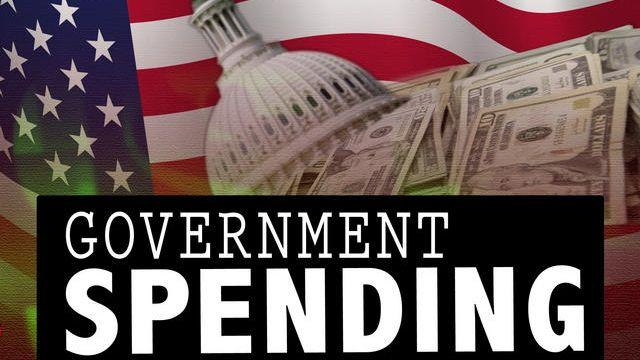 Does public think government has a spending problem?
