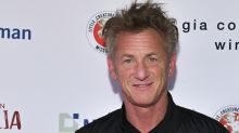 Sean Penn admits he's difficult to work with and 'not good with humans'