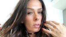 Adriane Galisteu lembra crítica de agência: 'Com esse nariz não vai a lugar algum'